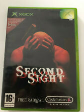 XBOX JEU-Second Sight