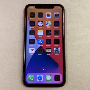 Apple iPhone 11 - 64GB - Red (Unlocked) (Read Description) BE1008