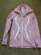 Lululemon In Stride Jacket Size 6 April Wee Are From Space Luon 4-Way Stretch
