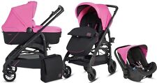 Inglesina Trio Trilogy Colors Peggy Pink