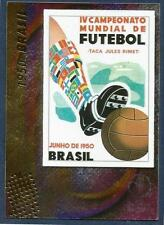 PANINI WORLD CUP 2002- #007-1950:BRASIL-BRAZIL