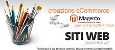 Realizzazione Sito Web 5 Pagine dinamico multilingua dominio e hosting inclusi
