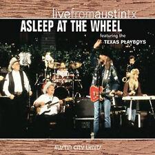 Asleep At The Wheel Live Austin TX Feat Texas Playboys CD LIKE NEW 2006 Digipak