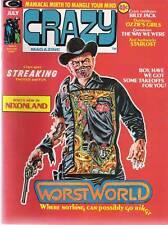 CRAZY MAGAZINE #5 (1974) FREE SHIPPING!