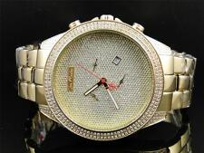 Mens Joe Rodeo Empire Jojo Jojino Rubber Band Diamond Watch JREM9 2.25 Ct