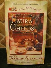 A Tea Shop Mystery: Teaberry Strangler by Laura Childs (2011, Paperback)