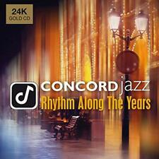 Concord Jazz-Rhythm Along The Years CD NEW