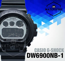 Casio G-Shock Metallic Men's Watch DW6900NB-1D