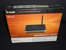 D-Link - Wireless Rangebooster G Router, Model WBR-2310