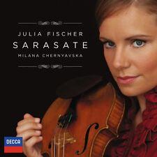 Fischer, Julia/Chernyavska, Milana-sarasate CD nouveau de sarasate, pablo