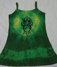 T SHIRT  DRESS    tribal gothic  celtic  music festival