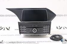 Mercedes E class W212 navigation Comand Online NTG 5.1 sat nav