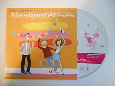 JEAN LOUIS MURAT : MASHPOTETISES [ CD SINGLE PORT GRATUIT ]