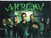 Arrow Season 2 Complete 72 Card Base Set