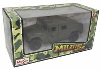 Maisto Military Force Humvee Verde 1/40 Diecast