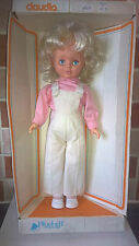 Rare Boxed 1960s / 1970's Bluebell Doll - By Denys Fisher - Claudia - Genuine