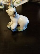 Wade England First Whimsies Set 6 Polar Bear 1956