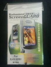 Screen Protector for BlackBerry 9100 New Japan Import US Seller