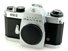 Vintage PENTAX ESII 35mm film SLR Camera Body