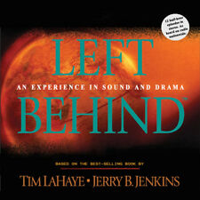 Left Behind Christian Audiobook 1st 12 Radio Episodes in Full Cast 6 HOURS 4 CDs