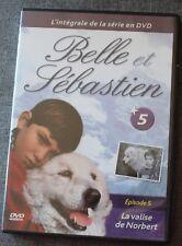 Belle et Sebastien, episode 5 - la valise de Norbert,  DVD serie TV