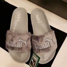 PUMA Women's Sandals Faux Fur for sale