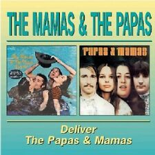 The Mamas & The Papas Deliver/The Papas & The Mamas 2on1 CD NEW SEALED