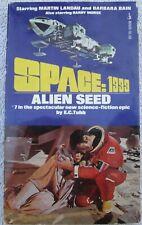 Alien Seed Space: 1999 Pocket 80520 E.C. Tubb 1976 Science Fiction