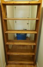 SOLID Wood Bookcase - IKEA. In Great Condition.