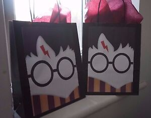 Harry Potter Personalised Party Bags, Birthday, Baby Shower, Wedding, Hen Party