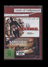 DVD 8 BLICKWINKEL + LAKEVIEW TERRACE - DENNIS QUAID + SAMUEL L. JACKSON * NEU *