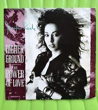 "Jennifer Rush - Higher Ground B/w The Power Of Love 6553440 7"" single"