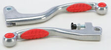FLY RACING OEM GRIP LEVER SET (RED) 201-008