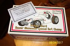 1:18 Die Cast GMP VINTAGE LE DIRT CHAMP #1 1 OF 3900 Rodger Ward SPECIAL. #1
