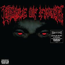 "CRADLE OF FILTH FROM THE CRADLE TO ENSLAVE VINILE EP 12"" BLOOD RED VINYL NUOVO"