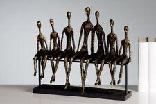 Bronze Deko-Skulpturen von Personen & Menschen
