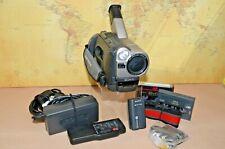 Sony Video 8 XR Videocamera CCD-TRV57E 80 x Zoom Digitale + NightShot