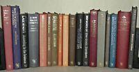 """18 Various """"Book Club Associates"""" Hardback Books, Various Titles/Authors Etc"""