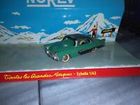 DINKY TOYS FRANCE 1/43 PLYMOUTH BELVEDERE