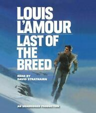 Louis L'Amour LAST OF THE BREED Unabridged 11 CDs 13+ Hrs  *NEW* $30 Value