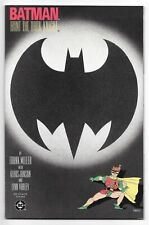 BATMAN: THE DARK KNIGHT RETURNS #3 (5/86 DC) VF+ (8.5) DEATH OF JOKER! SUPERMAN!