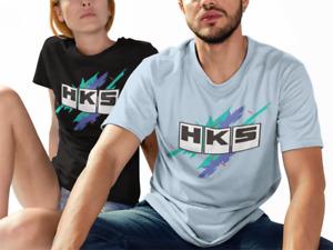 Hks Vintage Classic T Shirt Cotton Unisex_3072