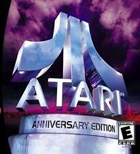 Atari Anniversary Edition Arcade Games Windows PC CD-ROM in Retail Box (2001)