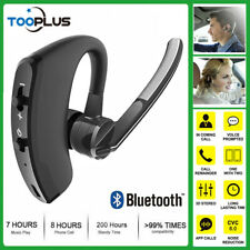 Wireless Bluetooth Headset Stereo Headphone Earphone For iPhone Samsung Android
