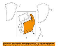 GMC GM OEM 10-16 Terrain-Door Skin Outer Panel Right 20913553