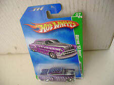 2008 HOT WHEELS TREASURE HUNT T-HUNT CUSTOM '53 CHEVY NEW MOC