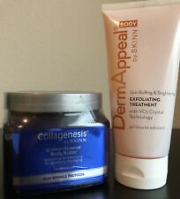 Skinn Collagenesis Creme Reverse Body Butter & Dermappeal Body Treatment