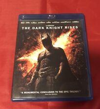 THE DARK KNIGHT RISES - BLUE-RAY DVD