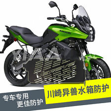 Motorcycle Radiator Grille Guard Protection For KAWASAKI VERSYS 650 2008-2017