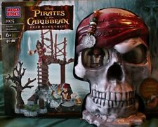 Mega Bloks Disney Pirates of the Caribbean Dead Man's Chest Bayou Discovery 1025